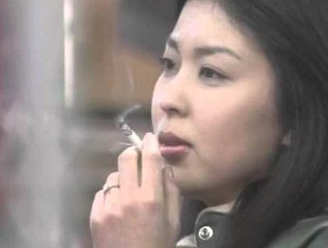 松たか子 タバコ画像