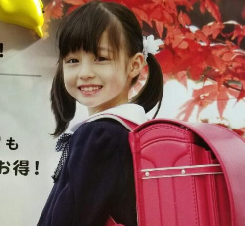 橋本環奈幼児期画像