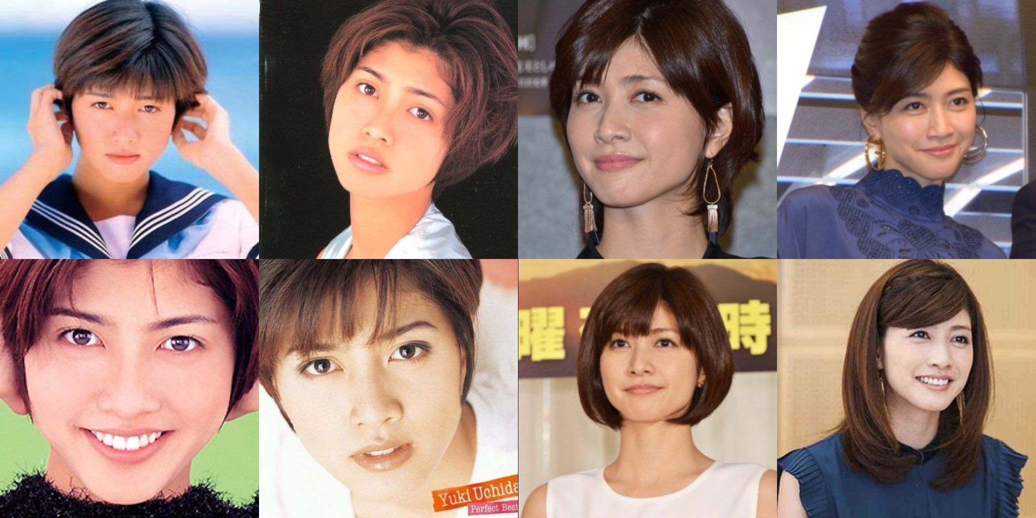 内田有紀が整形で顔変わったって本当?ラジオで整形告白はガセ!