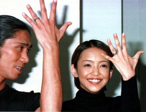 安室奈美恵と元旦那の離婚理由について